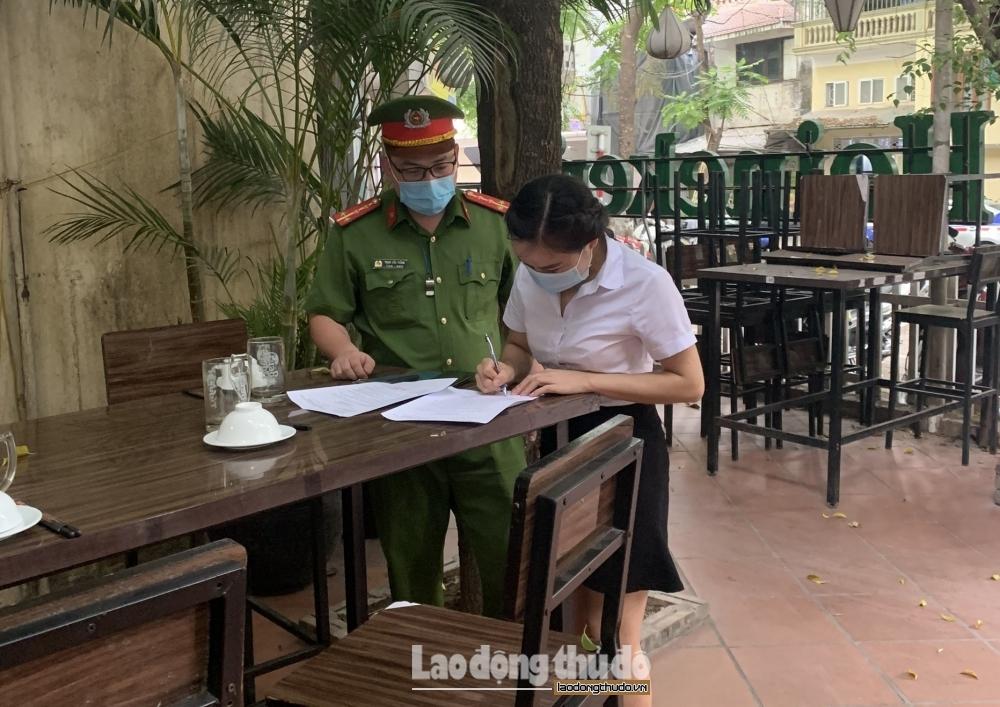Quận Ba Đình: Đẩy mạnh công tác phòng, chống dịch Covid-19