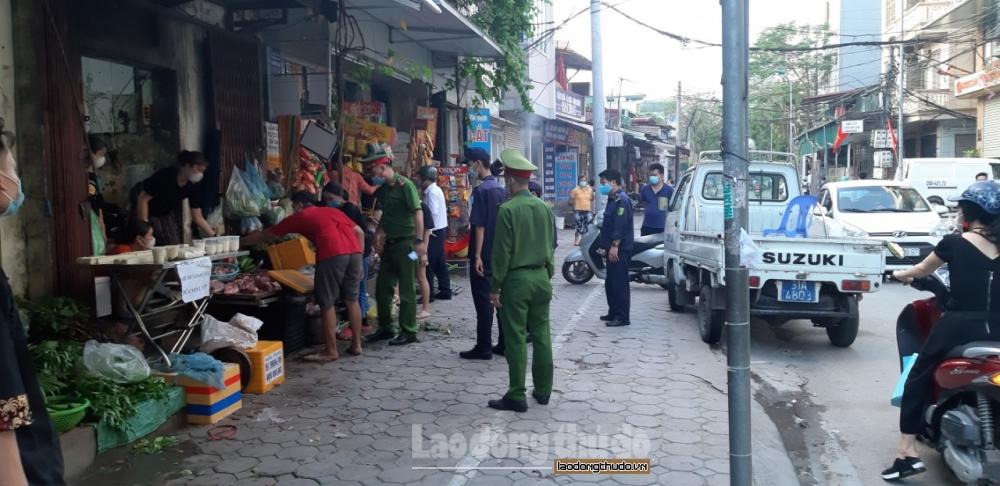 Quận Ba Đình: Đảm bảo công tác quản lý đô thị