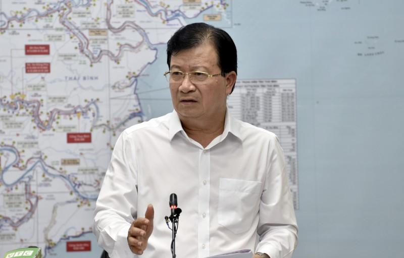 Phó Thủ tướng Trịnh Đình Dũng: Công tác phòng chống thiên tai còn hạn chế