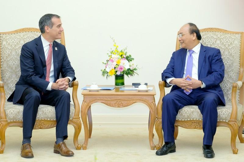 Quan hệ Việt Nam - Hoa Kỳ ngày càng phát triển tốt đẹp