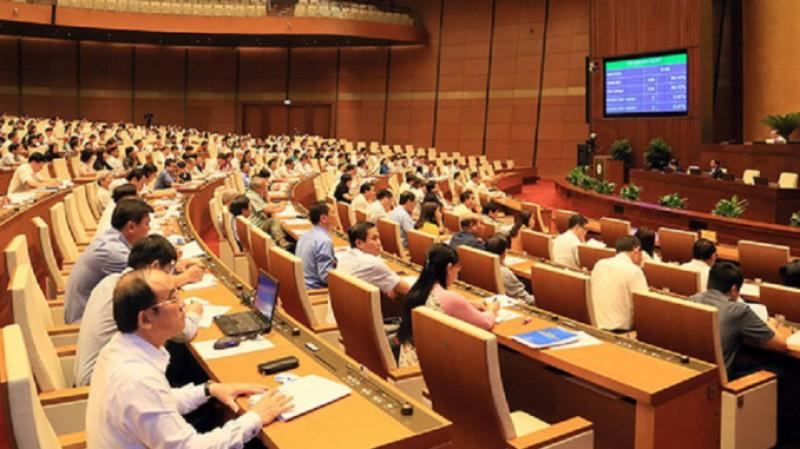 Nghị quyết về Chương trình giám sát của Quốc hội năm 2019