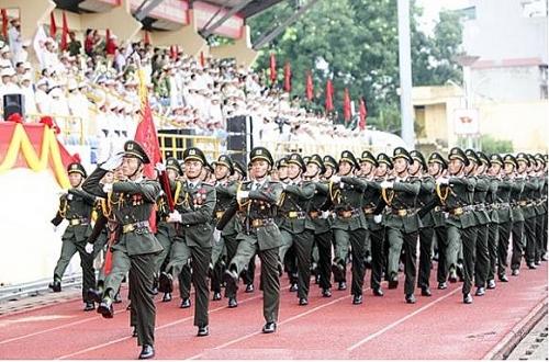 Tự hào truyền thống lực lượng An ninh nhân dân