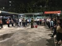 Tập huấn nghiệp vụ phòng cháy chữa cháy cho tổ dân phố