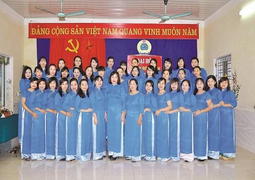 Trường Mầm non Trung tâm huyện Phú Xuyên: Nơi tỏa sáng những ước mơ