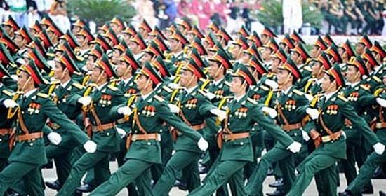 Quy định về tuyển chọn, đào tạo sĩ quan dự bị