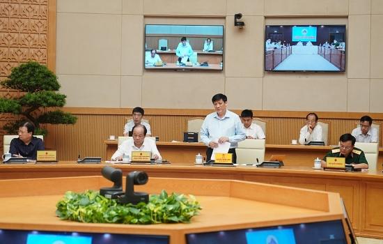 Thủ tướng Nguyễn Xuân Phúc: Không để dịch bệnh lan rộng các địa phương khác