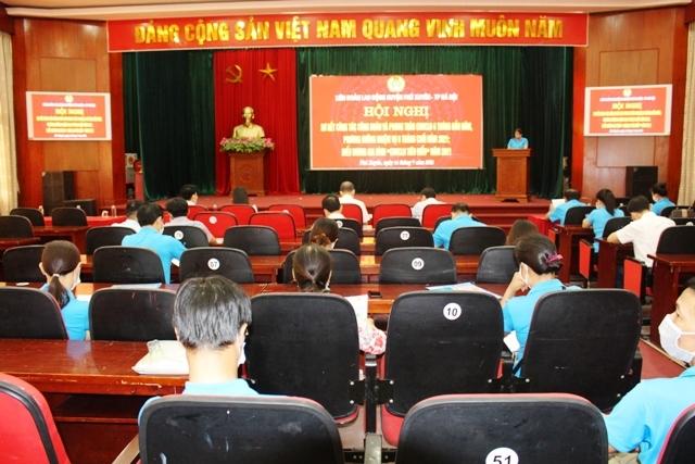 Các cấp Công đoàn huyện Phú Xuyên: Nỗ lực thi đua, góp phần phát triển kinh tế - xã hội địa phương