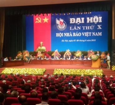 Đồng lòng xây dựng nền báo chí Việt Nam ngày càng phát triển