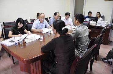 Lãnh đạo Bộ Tư pháp tổ chức tiếp công dân