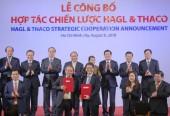Thủ tướng dự lễ công bố hợp tác chiến lược giữa HAGL và THACO