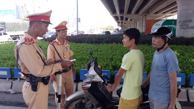 Đảm bảo trật tự, an toàn giao thông dịp nghỉ Lễ Quốc khánh