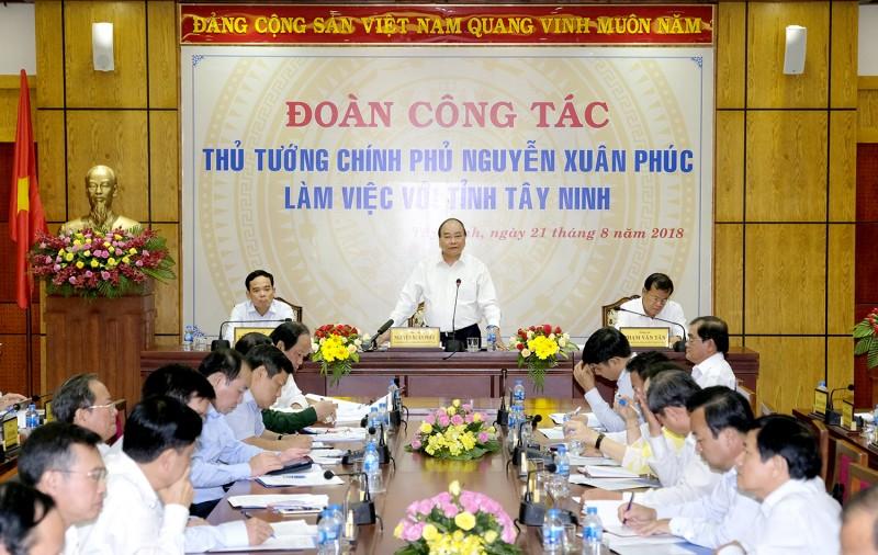 Tây Ninh cần tiếp tục phát triển mạnh mẽ công nghiệp chế biến