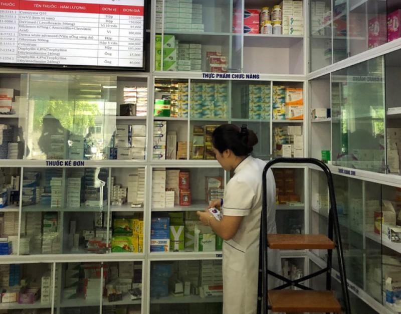 Xử lý nghiêm những vi phạm về cung ứng thuốc