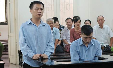 Hai án tử hình về tội mua bán ma túy