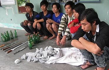 Tập trung đấu tranh với các băng, nhóm tội phạm