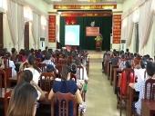 Tuyên truyền phòng, chống ma túy tại xã Đồng Tâm