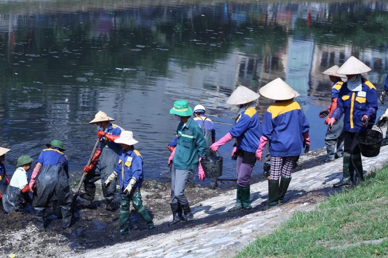 Xử lý dứt điểm tình trạng ô nhiễm tại các lưu vực sông