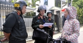 Nâng cao văn hóa ứng xử cho lực lượng cảnh sát cơ động