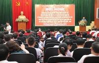 Phú Xuyên học tập, quán triệt, triển khai thực hiện Nghị quyết Trung ương 10, khóa XII