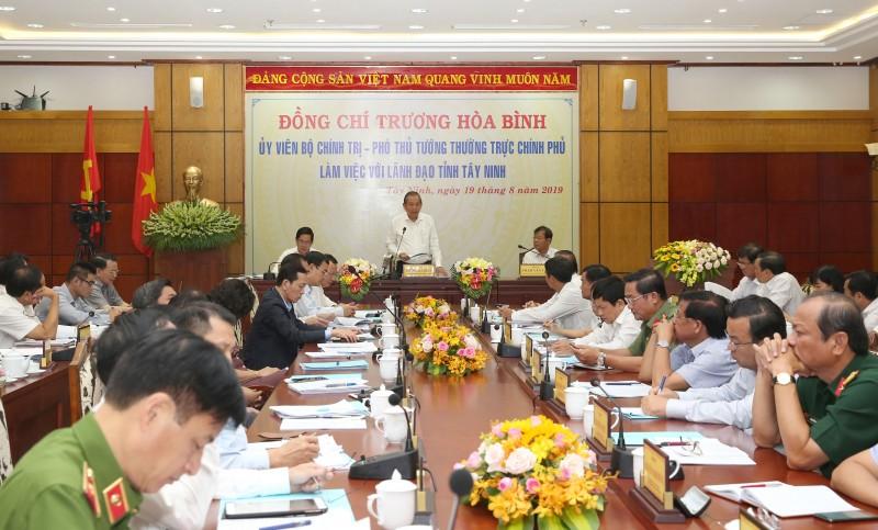 Tập trung triệt phá tận gốc các đường dây buôn lậu ở Tây Ninh