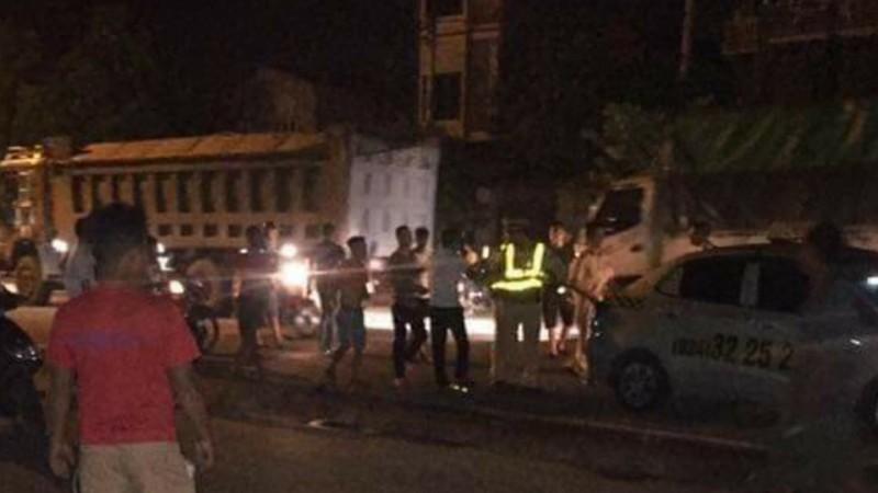 Tạm giữ 3 đối tượng chống lại Cảnh sát giao thông