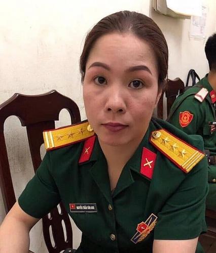 Giả danh sỹ quan quân đội để lừa đảo