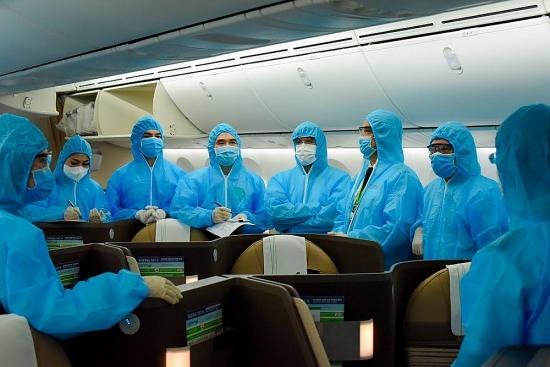 Bamboo Airways thực hiện chuyến bay đặc biệt đến Dubai đưa công dân Việt Nam hồi hương ngày 10/8