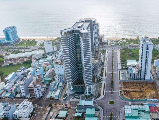 Tầm nhìn đắt giá tại biểu tượng kiến trúc mới của Quy Nhơn