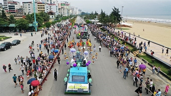 Bốn mùa sôi động tại khu phố khách sạn mini Four Seasons – FLC Sầm Sơn