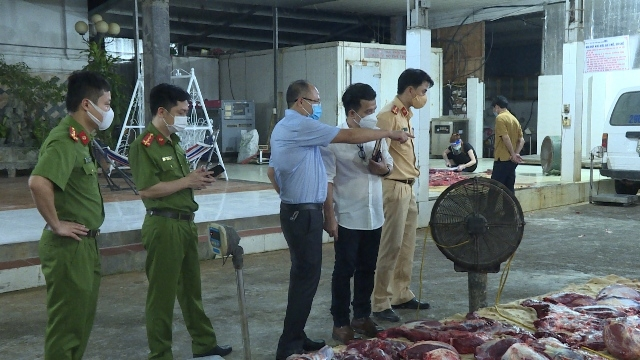 Huyện Phú Xuyên tăng cường phòng, chống dịch Covid-19