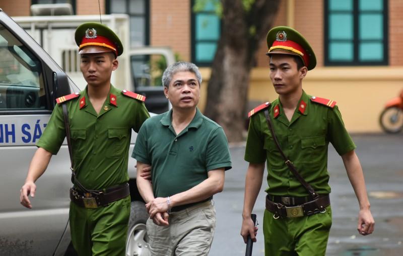 Đề nghị mức án tử hình đối với Nguyễn Xuân Sơn
