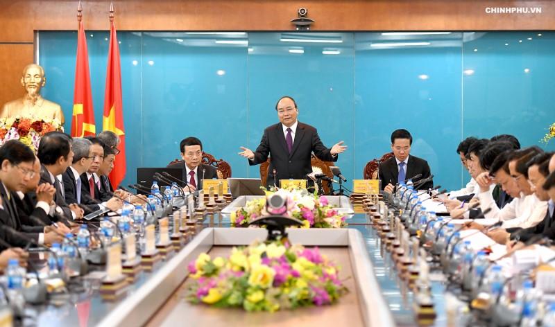 Khát vọng đưa Việt Nam trở thành cường quốc về công nghệ