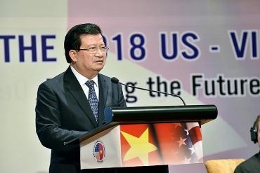 Quan hệ Việt Nam – Hoa Kỳ ngày càng bền chặt