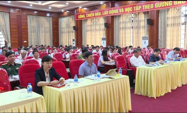 Huyện Phú Xuyên tổng kết 20 năm thực hiện quy chế dân chủ ở cơ sở