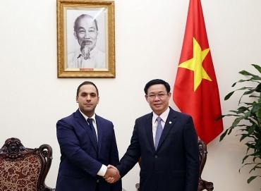 Bulgaria mong muốn trở thành cửa ngõ để hàng hoá Việt Nam vào châu Âu