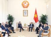 Thủ tướng mong muốn nhiều doanh nghiệp Đức đầu tư vào Việt Nam