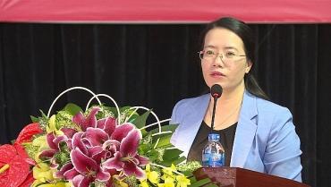Chủ tịch UBND huyện Phú Xuyên đối thoại với nhân dân cụm Cầu Giẽ