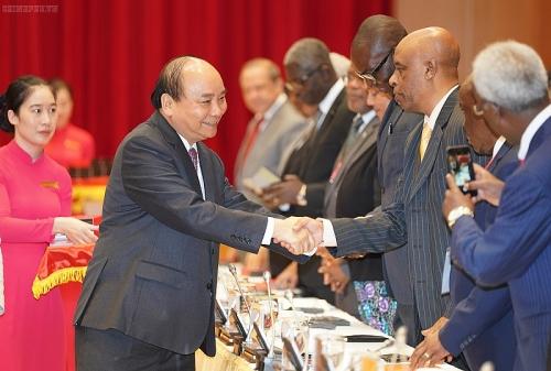 Hợp tác giữa Việt Nam và các nước Trung Đông-châu Phi phát triển tích cực
