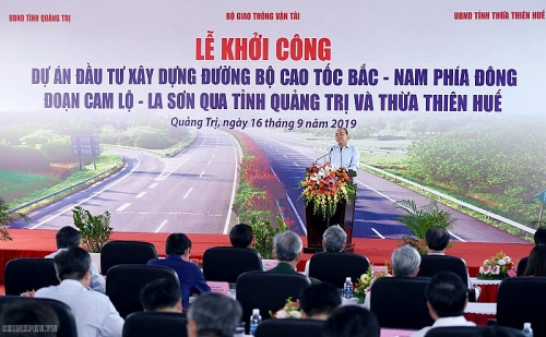 Dự án tuyến cao tốc Cam Lộ - La Sơn – Cú hích quan trọng đối với tỉnh Quảng Trị và Thừa Thiên - Huế