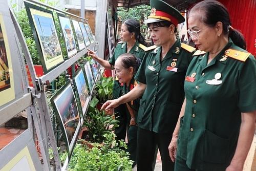 """Tọa đàm """"Cựu chiến binh huyện Phú Xuyên 50 năm thực hiện Di chúc của Chủ tịch Hồ Chí Minh"""""""