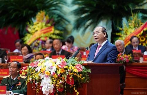 Toàn văn bài phát biểu của Thủ tướng Nguyễn Xuân Phúc tại Đại hội đại biểu toàn quốc Mặt trận Tổ quốc Việt Nam