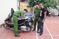 Gia tăng tội phạm trộm cắp xe máy
