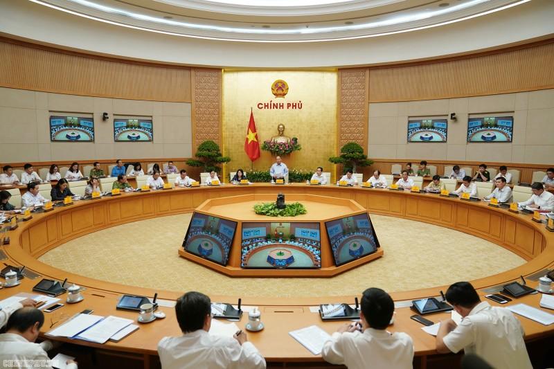 Thủ tướng chủ trì cuộc họp Hội đồng Thi đua – Khen thưởng Trung ương