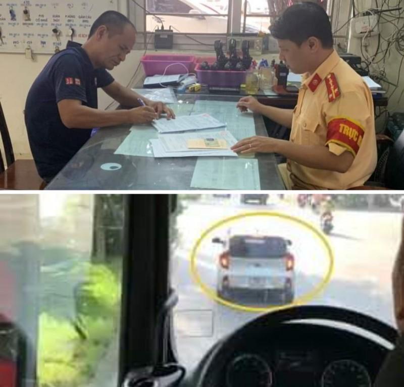 can tro xe uu tien hanh vi thach thuc phap luat va hau qua khon luong