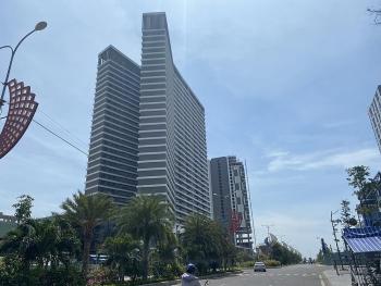 Tháp đôi FLC Sea Tower Quy Nhơn chuẩn bị cán đích, bàn giao căn hộ từ tháng 10
