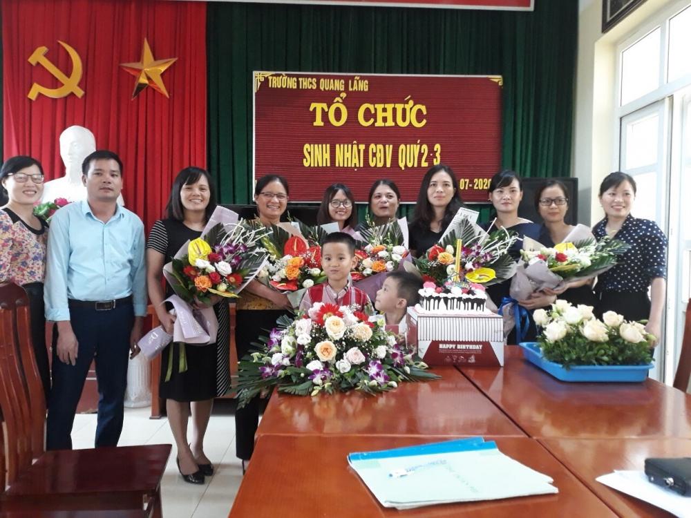 Huyện Phú Xuyên: Chú trọng chăm lo bảo vệ quyền lợi của cán bộ giáo viên