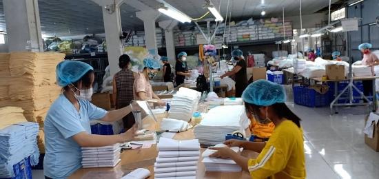 Tăng cường công tác xây dựng Đảng và các đoàn thể nhân dân trong các doanh nghiệp