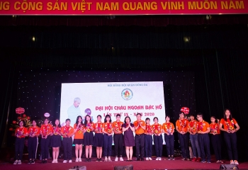 Quận Đống Đa tổ chức Đại hội Cháu ngoan Bác Hồ