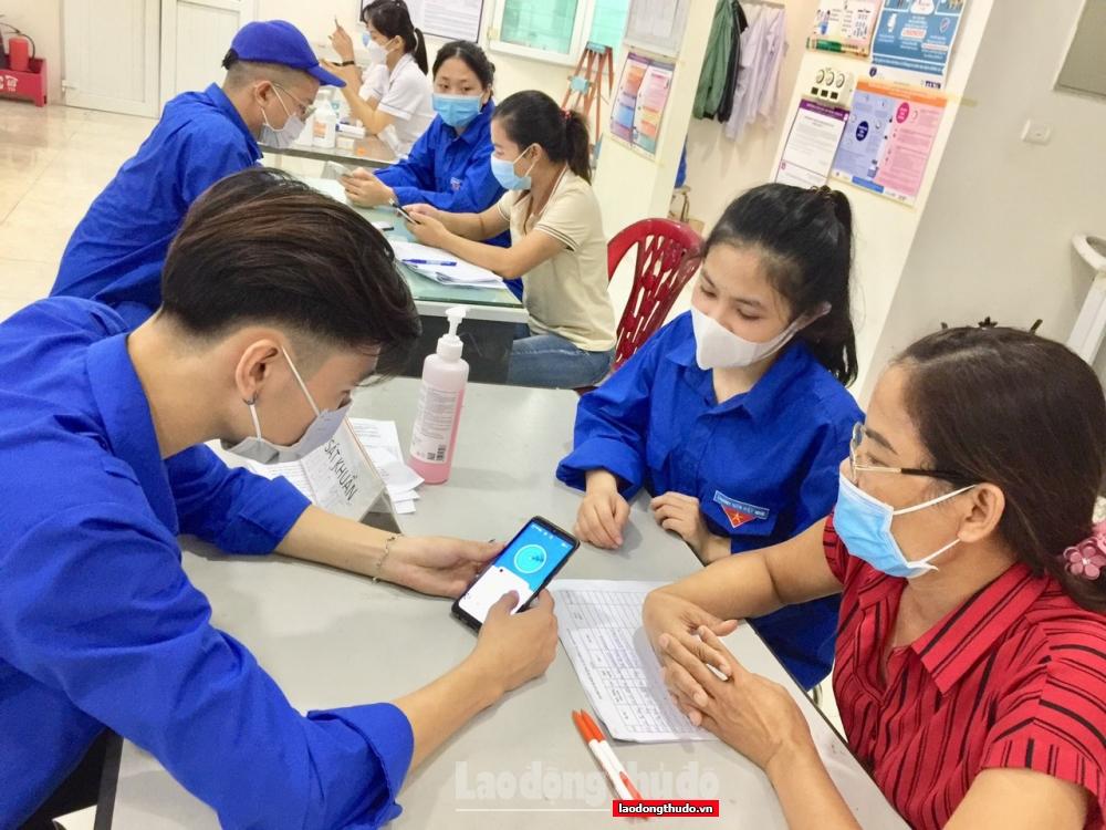 Sáng tạo trong ứng dụng công nghệ vào công tác phòng, chống dịch Covid-19