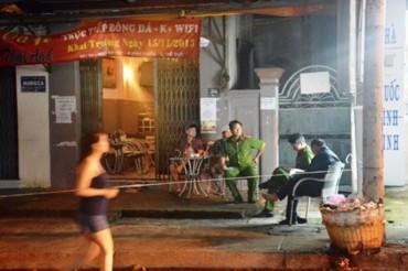 Truy bắt hung thủ gây án tại quán cà phê